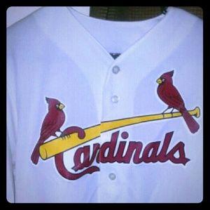 Cardinals Majestic Jersey